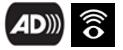 symboler för syntolkning
